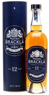 Royal Brackla Scotch Single Malt 12 Year 750ml